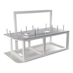 Изготовление металлические шкафы/Box/устройство листовой металл производителя