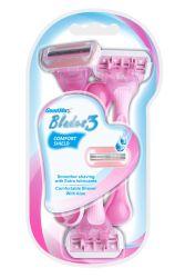 Rasoio triplice di buona qualità della lamierina per la signora Body Shaving Blade