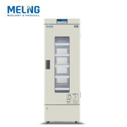 4 +/-1 grado del banco de sangre de tipo vertical refrigerador para Lab/ Hospital (XC-268L)