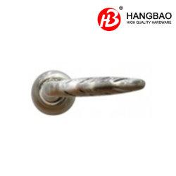 Alliage de zinc New Special européenne populaire le levier de style moderne de poignée de porte pour la chambre de poignée de porte en bois