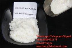 La Chine Fournisseur d'usine de 99,5 % de la pureté benzocaïne/benzocaïne CAS 94-09-7 par de chlorhydrate de sécurité s'acquitter 78-67-1 5337-93-9