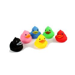 Formato de pato de brinquedos de Banho Bebé Chuveiro Flutuante de PVC Piscina banheira de bebé brinquedos