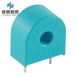 1000년: 현재 변압기를 거치하는 1 10A 50ohm 5mm 구멍 PCB