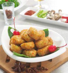 Geschmackvolle gefrorene sofortige Huhn-Nuggets