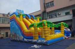 Material de PVC e marcação, certificado RoHS Slide insufláveis Toy