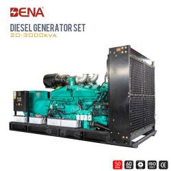 개방형 440V 50/60Hz 자동 발전기 AC 3상 중량입니다 판매를 위한 듀티 디젤 발전기