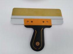 Contactor multifunção de plástico do Raspador Espátula raspador de Pintura pro-Style com fita adesiva espátula da Faca