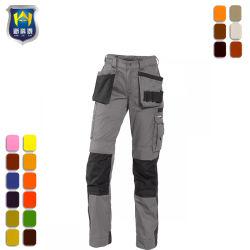 Barato el 65% Poliéster 35% de algodón mujer pantalones de trabajo
