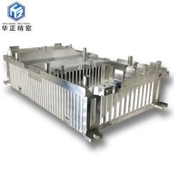 نموذج الإنتاج السريع انخفاض السعر المخصص الألمنيوم الألمنيوم المخصّص من الأنود 6061 نماذج قطع الغيار الدقيقة الخدمة المتنقلة CNC التي تعمل بماكينات التفريز
