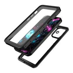 패셔너블한 맞춤형 방수 전화 케이스 Para 디자이너 충격 방지 IP68 iPhone 12용 방수 휴대폰 케이스