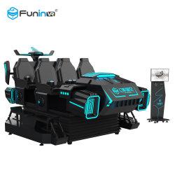 Heißer Kino Vr 9d der Produkt-neue Technologie-Realität-9d Vr Kino-Simulator