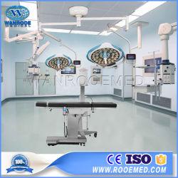 Aot700 Hospital Theatre 다목적 전기 의료 유압 X선 작동 테이블 방수 디자인