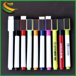 カスタマイズされたロゴはColorfullオフィスの文房具のための磁気Whiteboardの消去のマーカーペンを印刷した