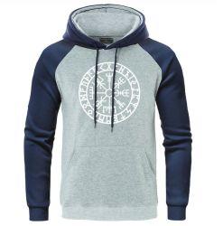 人の綿の羊毛の偶然の屋外のHoodieのカスタマイズされたスエットシャツ