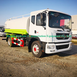De Lagere Prijs van China 6X4 8*4 10/12 Vrachtwagen van het Water van de Tank/van de Tanker van het Voertuig 20000/30000liters van de Hygiëne van de Sproeier van de Weg Shacman van Dongfeng Sinotruk HOWO van Wielen Zware