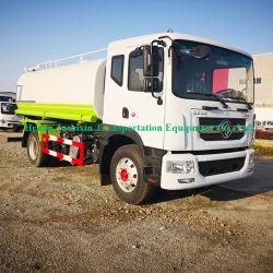 Китай более низкой цене для тяжелого режима работы 10/12 колеса Sinotruk HOWO Dongfeng Shacman тяжелых дорожных разбрызгивающие санитарии автомобиль 20000/30000литров бак/автоцистерны для перевозки воды