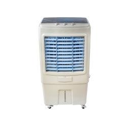 世帯屋内水冷却のノブ氷晶タンクが付いているリモート・コントロール110W 3500m3/Hの蒸気化の携帯用空気クーラー