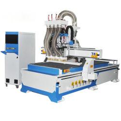 2040木MDF 4のプロセス木工業の彫版CNCのルーター機械