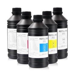 Tinta UV LED para 4800 Tinta para Epson R1800 R1900 4800 4880 7880 impressora UV