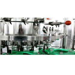 250ml Tin CAN Red Bull Filling Sealing Machine 라인 전체를 채웁니다 / 에너지 음료 제조 장비 / 소밍 공장