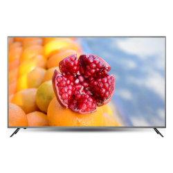 """55"""" Narrow Bezel Smart LCD 스테레오 오디오 출력 홈 색상 디지털 TV TV"""