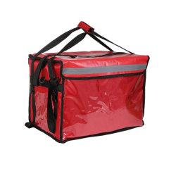 방수 온난한 음식 직업적인 집에 사가지고 가는 요리는 옥외 픽크닉 절연제 운반물 재사용할 수 있는 포장 냉각기 주머니 피자 부대를 자루에 넣는다