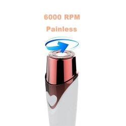 Signora elettrica Shaver Lipstick Hair Remover di nuovo arrivo mini per la donna