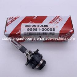 차량용 조명 HID 키트 제논 램프 도매 제논 전구 Toyota Crown OEM 90981-20008 D2r 4300K 6000K