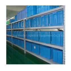Verniciatura apparecchiature polvere magazzino usato stoccaggio rack per impieghi leggeri ripiano in metallo