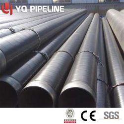 Напряжение питания на заводе API 5L X-65 Psl2 спираль трубы сварки SSAW LSAW ВПВ углеродистой стали линии трубопровода