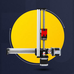 2 этап оси XY системы позиционирования стола линейный привод