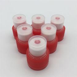 28/410 Deportes antirrobo Tapón de botella de plástico de agua