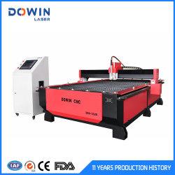 65A 85A 120A CNC Machines Om metaal te snijden 1325 1530 1540 van de Snijder van het Plasma van het Ijzer van het Aluminium van het Roestvrij staal van de Machine van het Plasma
