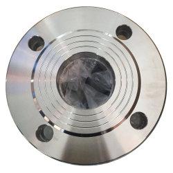 Forjadas de aço inoxidável com rebordo plano para flange forjados sanitárias para Slip-on, solde o pescoço, rosqueie o soquete, Cego, solde o grau de higiene