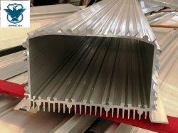 Perfil de aleación de aluminio decorativo de la construcción de Aluminio y Material Industrial