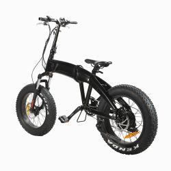 Elevador eléctrico de 20 polegadas de alta qualidade de bicicleta de gordura de dobragem