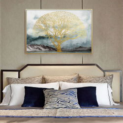 Branco brilhante Eco-Solvent Têxteis puro de tinta de impressão de algodão Rolo de lona