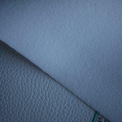 Commerce de gros cuir synthétique en simili-cuir Tissu d'artisanat pour les cheveux de bricolage des arcs à l'Arceau Earrings