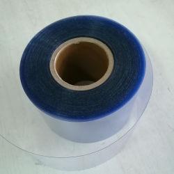 Helder antistatisch vast PVC in plastic folie