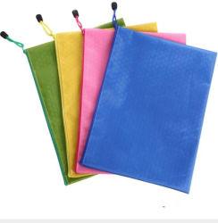 El cuaderno de alta calidad de promoción de la carpeta de archivos de impresión de logotipo de la conferencia