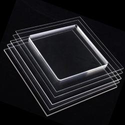 Feuille de plastique de couleur de haute qualité le PMMA coulé PMMA Feuille acrylique des échantillons gratuits