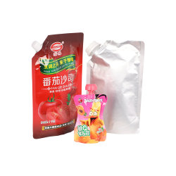 Personalizar uma folha impressa Zip Lock Bag Pouch com fecho de correr para cães de embalagem dos alimentos