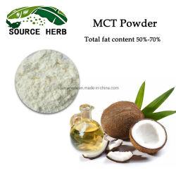 Certificación SGS ISO puro natural Extracto de polvo de coco