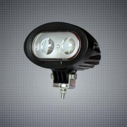 lampada chiara del lavoro LED dell'inondazione 10W che guida SUV fuori strada