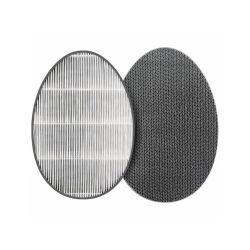 De draagbare Aaftwt130 Geactiveerde Koolstof GolfStootkussens van de Filter van het Document en H13 de Filter van de Vervanging van HEPA voor de Zuiveringsinstallatie van de Lucht van de Toren van LG