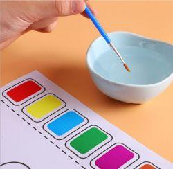 Kinder Zeichnung Malpapier Kartenbuch
