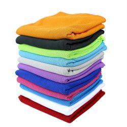 Anti-Heat toalhas de refrigeração ideal para desportos ao ar livre