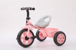 As crianças Carro Aluguer de crianças triciclo brinquedos com Cesta Dianteira e Traseira