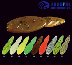 Beste Fischen-Masse-weicher Plastik das Produkt