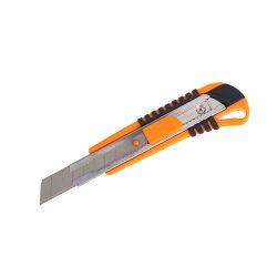 Commerce de gros de 18mm Ratcheted verrouiller poignée en caoutchouc souple fabricant des couteaux du hacheur à Guangzhou